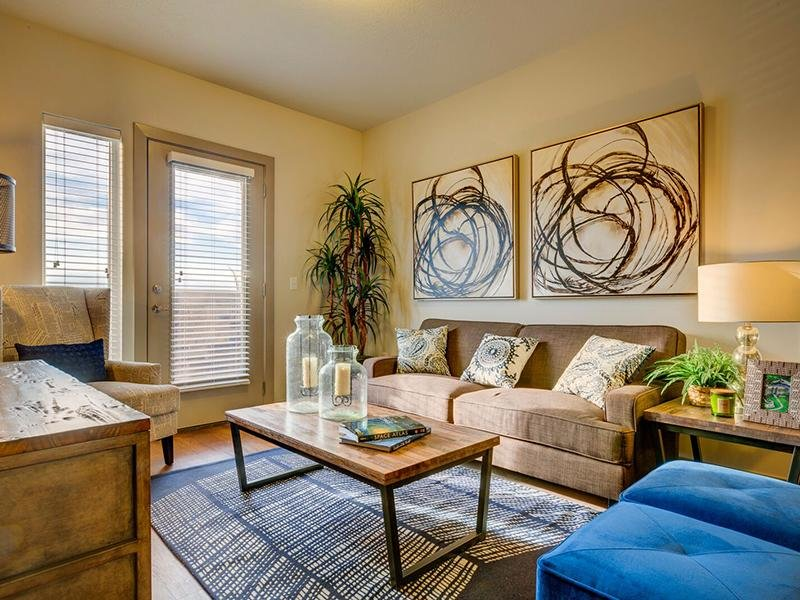 Living Room | Dry Creek at East Village