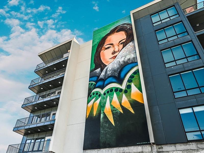 Building Exterior   TheCHARLI Apartments in Salt Lake City, UT