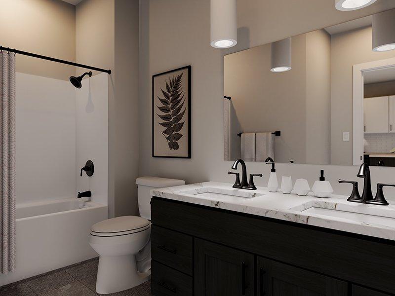 Bathroom   Unit 206   The Charli
