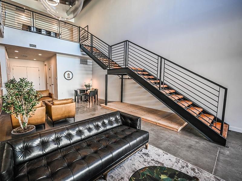 Lounge Seating   TheCHARLI Apartments in Salt Lake City, UT