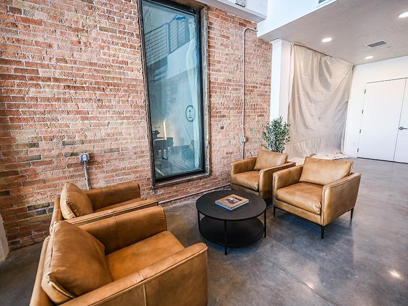 Lounge   TheCHARLI Apartments in Salt Lake City, UT