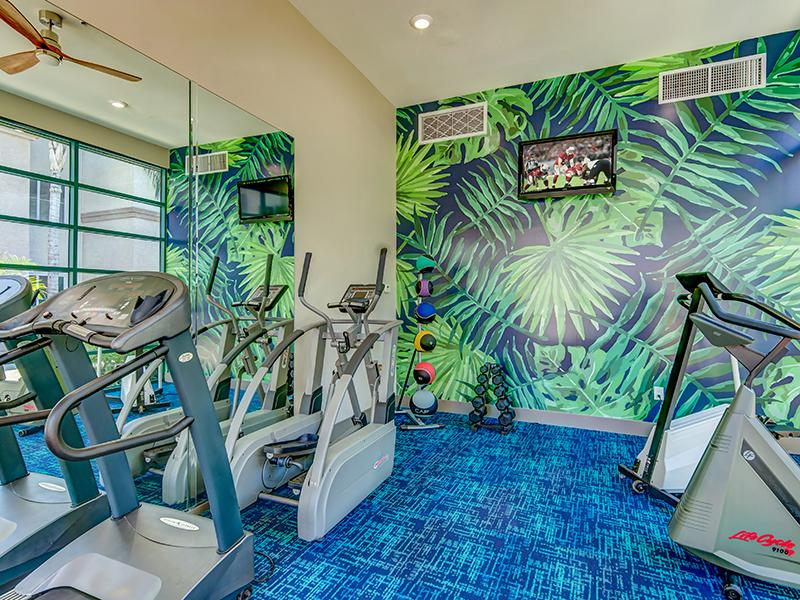 Fitness Center | The Met at 3rd & Fillmore