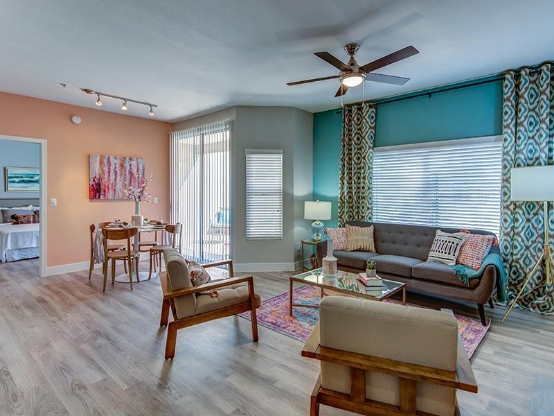 Living Room - Model