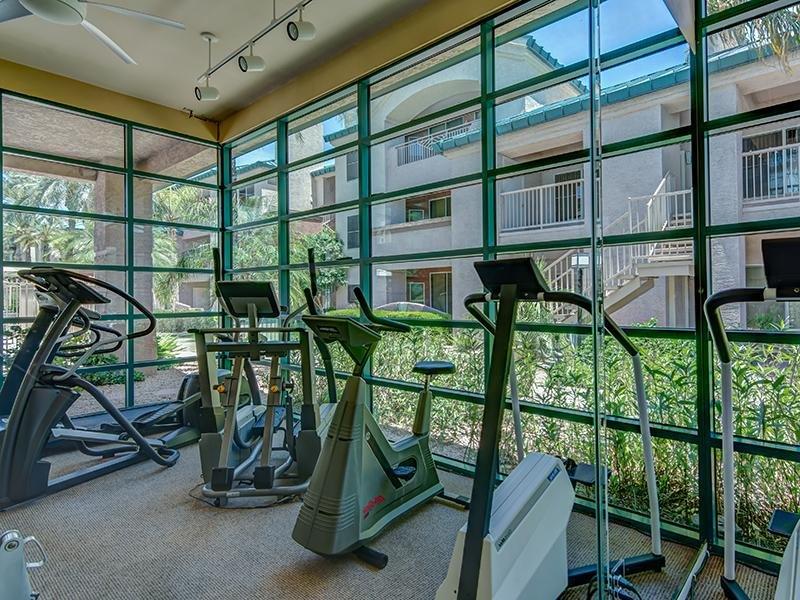 Fitness Center - Amenities