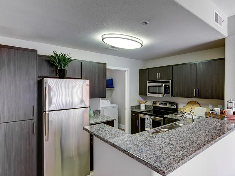 Kitchen Stainless Steel - Luxury Apartments