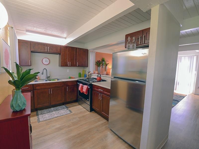 Renovated - Kitchen
