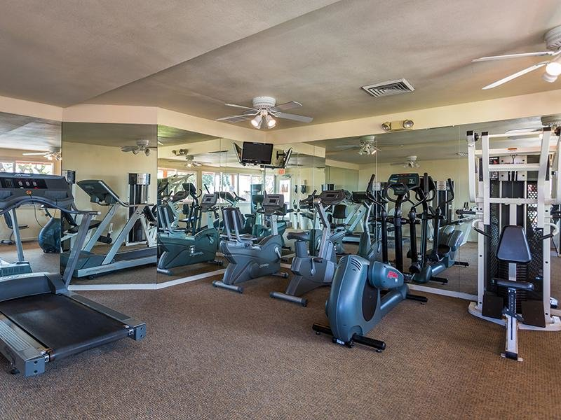 Fitness Center - Community Feature