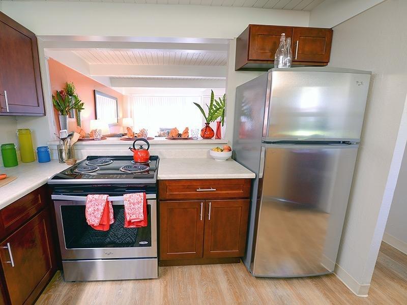 Stainless Steel - Kitchen