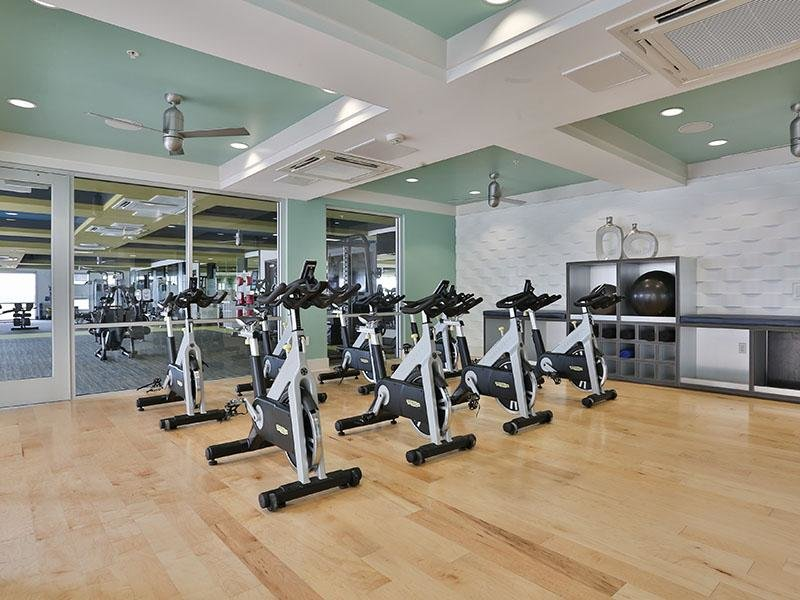 Gym - Apartments in Scottsdale with a Gym