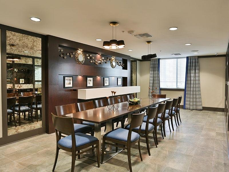 Private Dining Room - Scottsdale Apartments