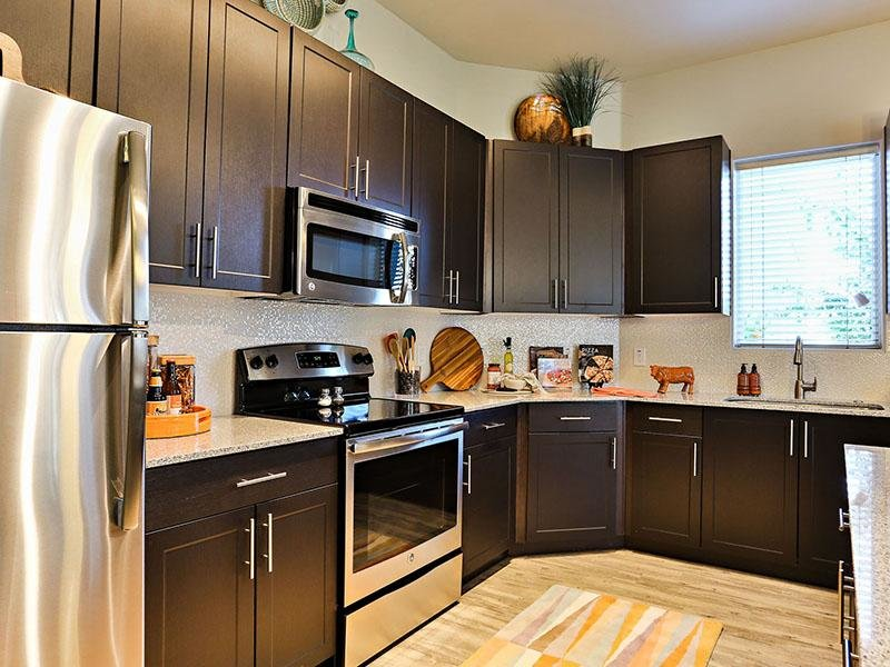 Fully Equipped Kitchen - The Hyve - Arizona