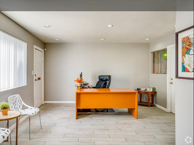 Leasing Office | Portola at Grovers Park