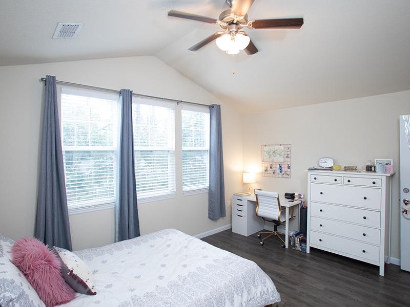 Spacious Bedroom Interior | Hayden Commons FSU