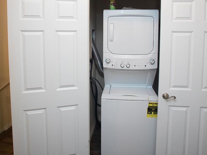 Washer & Dryer | Hayden Commons FSU Student Housing