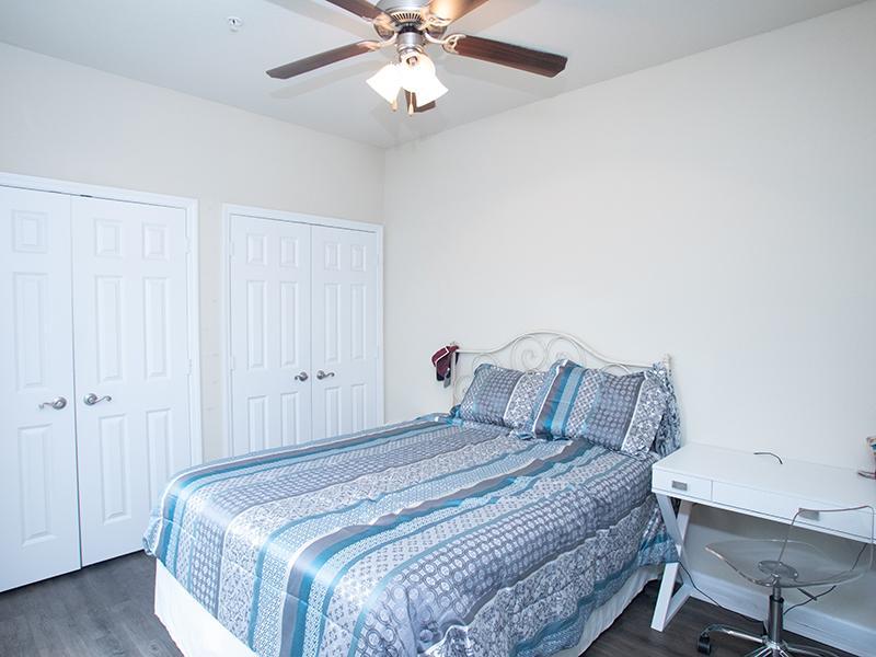 Hayden Commons Townhouse: Bedroom