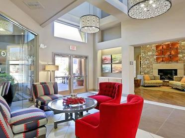 Clubhouse Interior | Highpointe Park