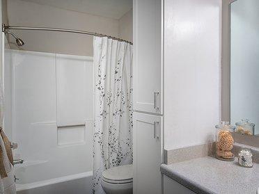 Bathroom   Creekview Apartments in Midvale, UT