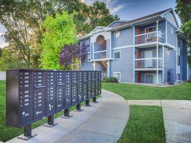 Apartment Exterior   Creekview Apartments in Midvale, UT