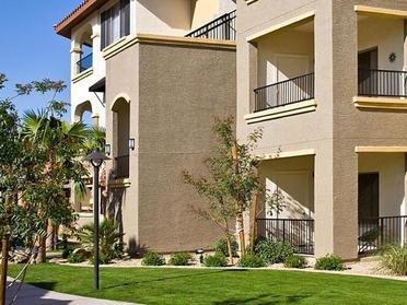 Apartment Building Exterior  | Serafina Apartments in Goodyear AZ