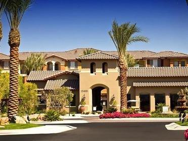 Apartment Exterior | Serafina Apartments in Goodyear AZ