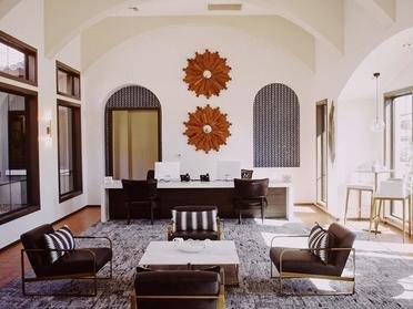 Office | Serafina Apartment Homes