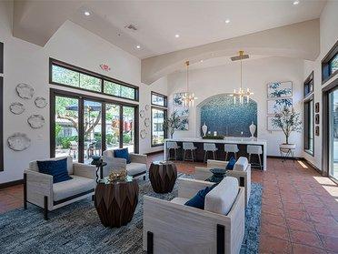 Resident Lounge | Serafina Apartments