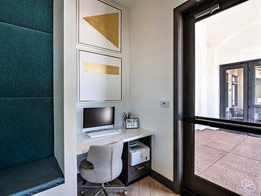 Internet Cafe | Serafina Apartments