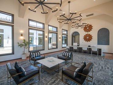 Seating Area | Serafina Apartments