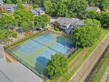 Tennis Overview |  The Mark