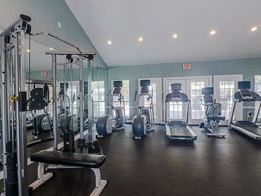 Gym | Colony Woods Apartments