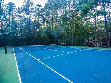 Tennis | Colony Woods Apartments