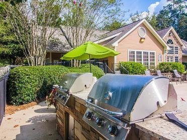 Grill | Colony Woods Apartments