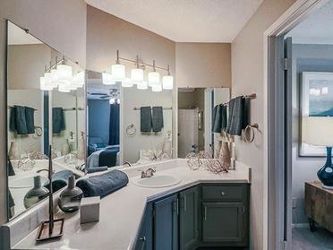 Bathroom | Colony Woods Apartments