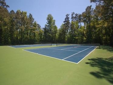 Tennis Courts | Colony Woods