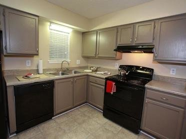 New Kitchen | Colony Woods Apartments