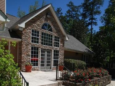 Exterior Clubhouse