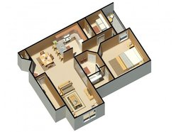 A1 - One Bedroom