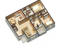 B1 - Two Bedroom