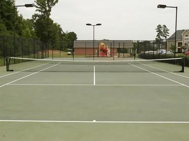 Tennis Courts | Spring Lake