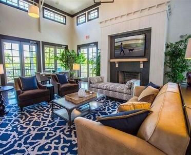 Fireplace | Veranda at Westchase