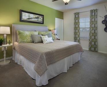 Bedroom | Veranda at Westchase
