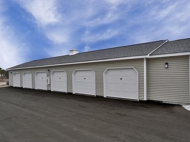 Garage | Vinings at Carolina Bays