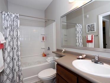 Bathroom | Vinings at Carolina Bays