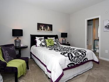 Bedroom | Vinings at Carolina Bays