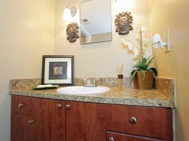 Bathroom | Tuscany at Midtown Apartments