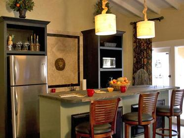 Kitchen With Stainless Steel Appliances | Tuscany at Midtown Apartments