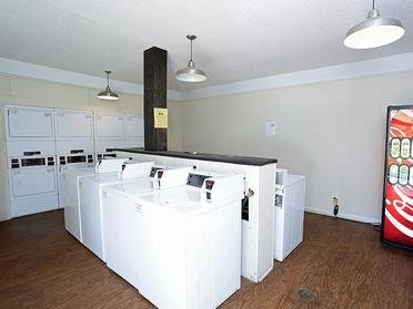 Laundry at Midtown Apartments in Montgomery, AL