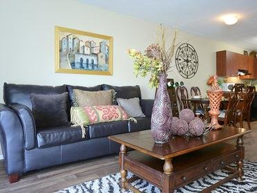 Open Living Room | Tuscany at Midtown Apartments