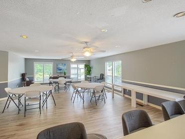 Resident Lounge  | Van Mark Apartments