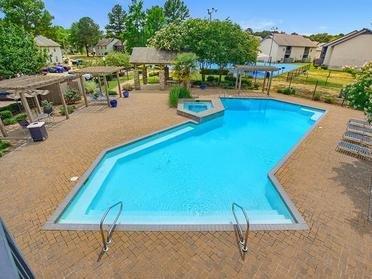 Pool  | Van Mark Apartments